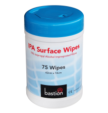 IPA Surface Wipes